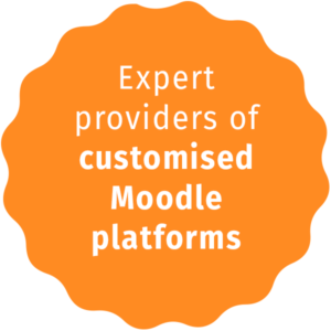 Expert providers of customised Moodle platforms